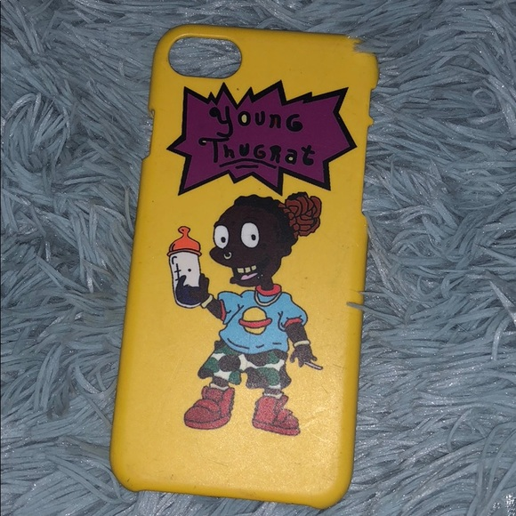 Young Thug Thugrats iphone case